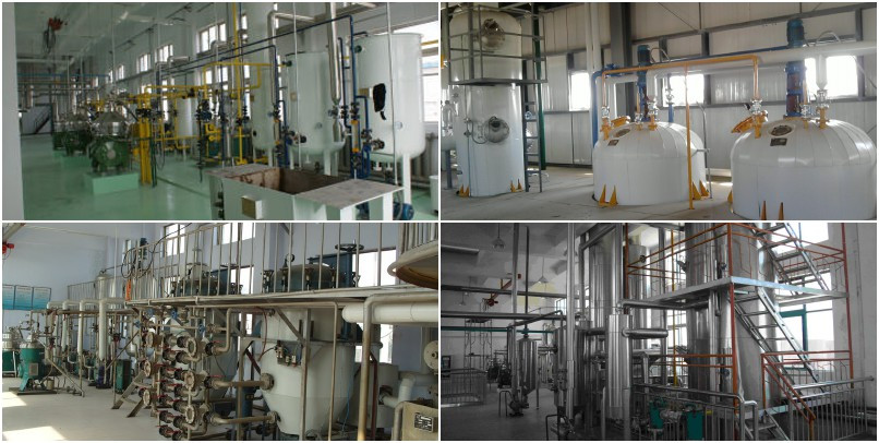 2016 High quality mustard oil refinery machinery