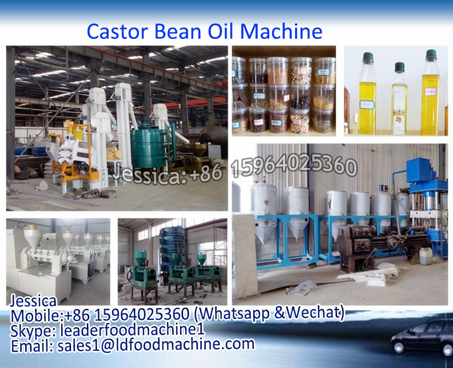 Low electricity consumption of cottonseed oil expeller machine