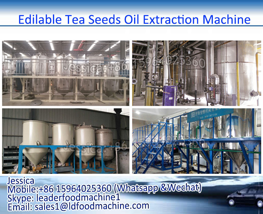 200TD High Quality Rice Bran Mini Oil Extractor