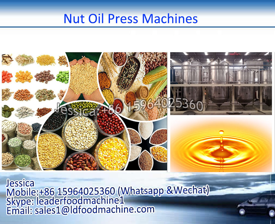 Oil Production Line for coconut oil mill machinery