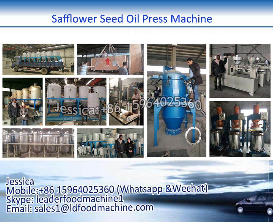 Crude rice bran oil extraction machine