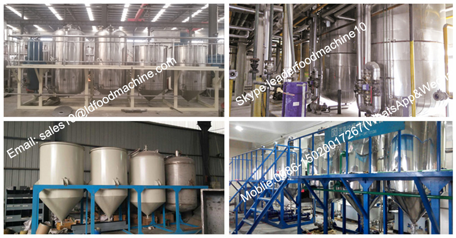 Grape Seed Oil Refining Machine