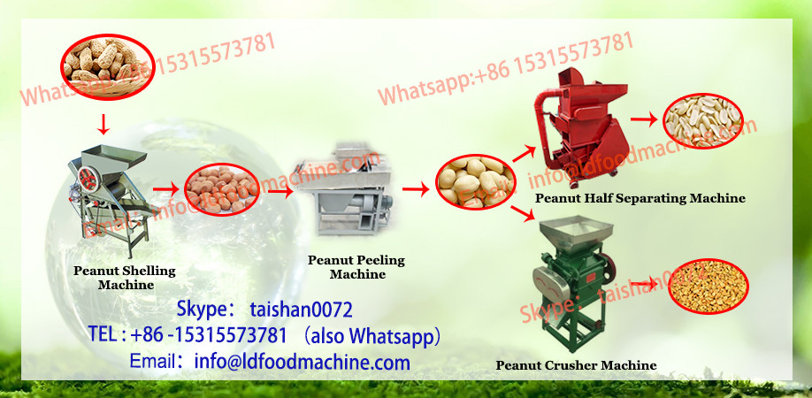 Trade Assurance Groundnut Red Skin Removing Almond Blanching Monkey Nut Peanut Peeler Peanut Peeling Machine with Wet Type