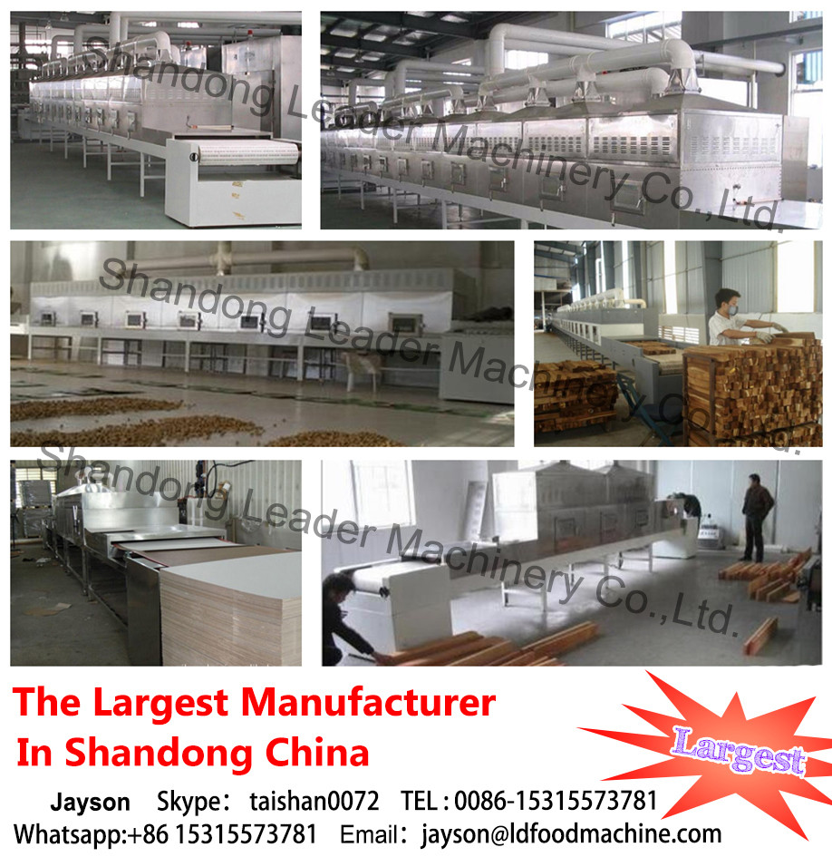 Food drying machine/commercial fruit and vegetable dehydrator machine /conveyor mesh belt Microwave LD