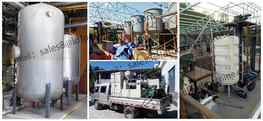 Leadere 2013 based on world advanced technoloLD buckwheat husker/hull cleaning equipment/single set machine