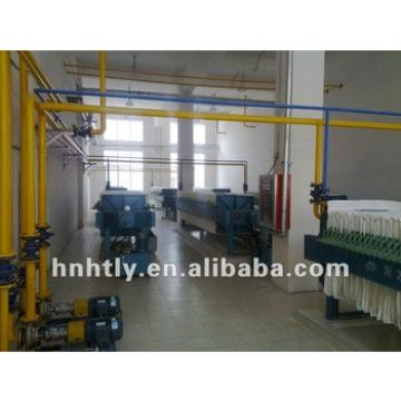 Palm Oil Fractionation Equipment with many years experience
