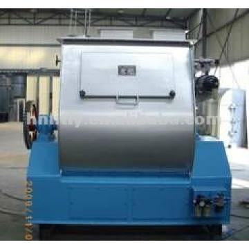 Single shaft double-propeller feed mixer