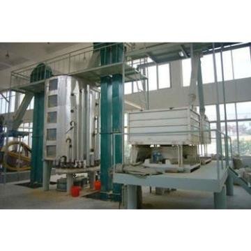 organic rice bran oil machine