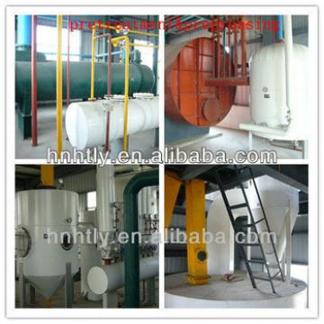 Chinese rice bran oil machine