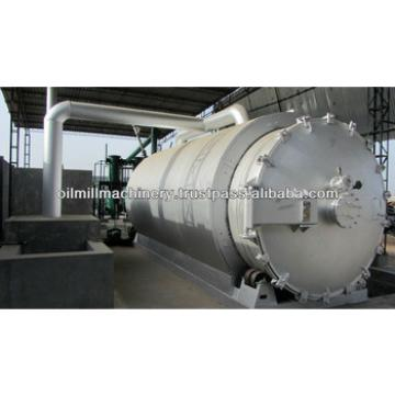 2013 New design Waste Tire Pyrolysis Machine Popular
