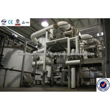 HOT COOKING OIL REFINERY PLANT FOR SALE