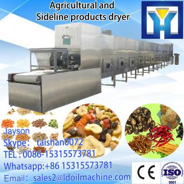 Industrial Tunnel Conveyor Belt Type Microwave Oven For