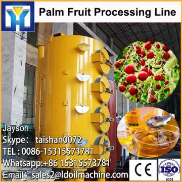 Vegetable oil filter for vegetable oil refinery