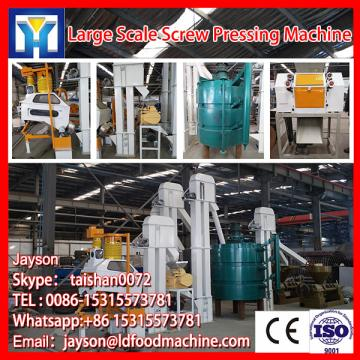 Small type castor seed oil extraction machine