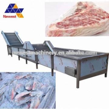 Low price meat thawing machine/frozen beef mutton chicken