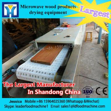Automatic moringa leaf drying machine
