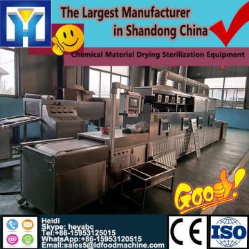 The LD quality chemical product dryer machine/Silicon carbide microwave dryer machine