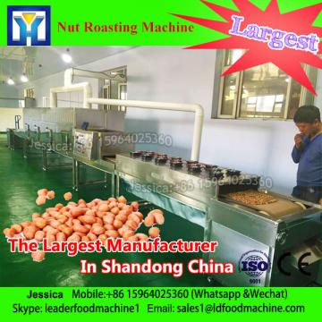 automatic continuous fryer with conveying belt