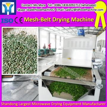 Food processing drying equipment