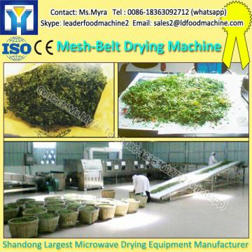Belt drying machine