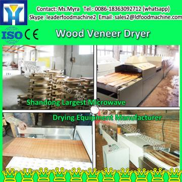 HF veneer dryer kiln