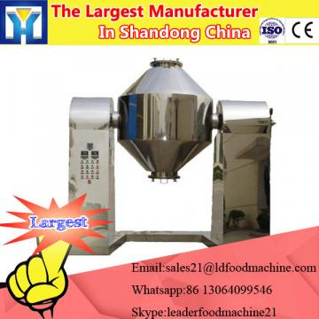 large size continuous microwave vacuum dryer for vegetable