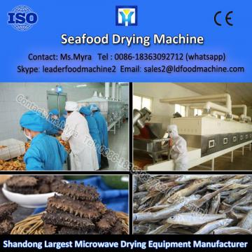 electric microwave hot air circulated type seafood fish drying machine