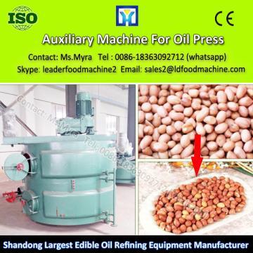 Hot seller peanut oil refining plant