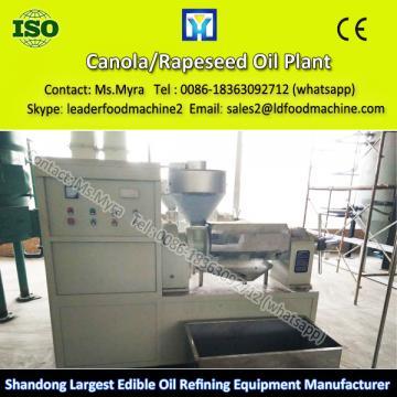 Refining machinery unit
