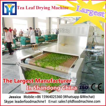 continuous belt fryer for puffed food snack frying machine