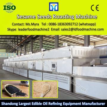Hot selling crude linseed oil refining machine with low cost