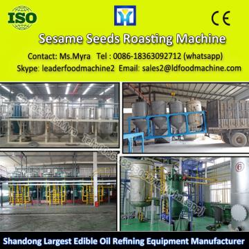 100Ton Hot in Ecuador crude rice bran oil refining unit