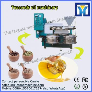 Continuous and automatic Screw oil extraction/coconut oil press/screw copra oil press machine