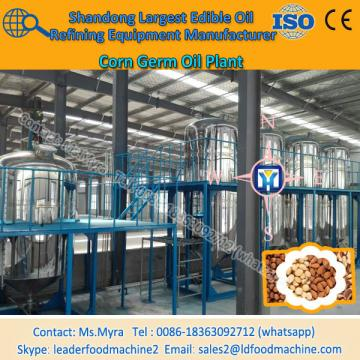 30t/d sesame crude oil refining machine
