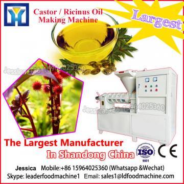Sunflower seed oil expeller press
