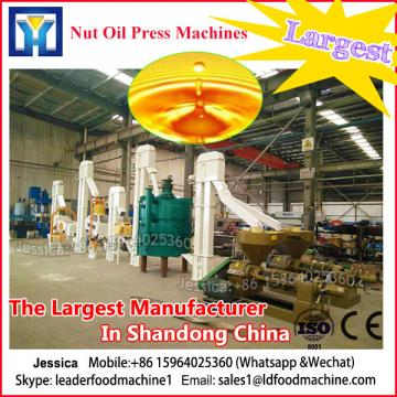 High quality cold pressed sesame oil machine
