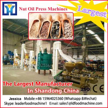 Screw soybean oil press machinery with CE certification