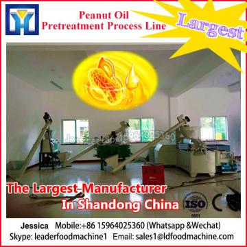 Complete crude rice bran oil refinery equipment