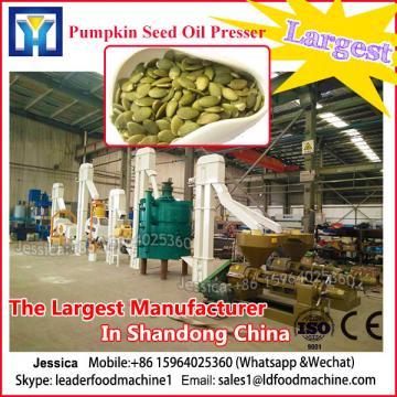 Continuous crude rice bran oil refining machine