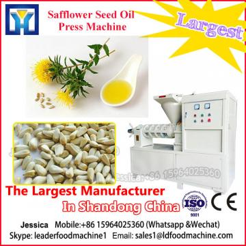 Hydraulic edible oil press machine for castor seed