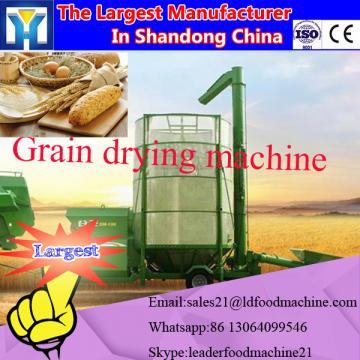 High efficiency microwave nuts dryer sterilizer