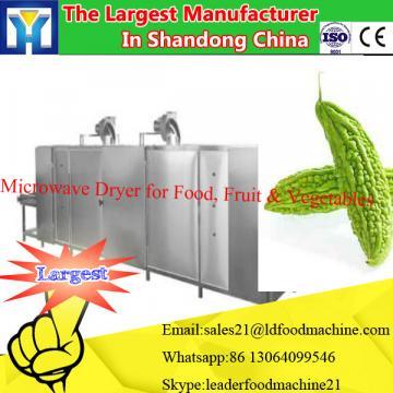 Dicliptera microwave drying sterilization equipment