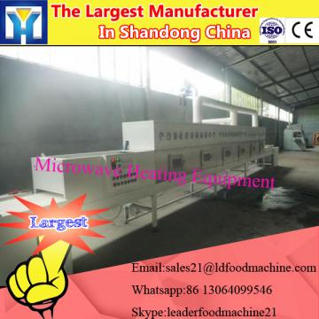 custom microwave Vacuum meat dryer for nuts and vegetable seed