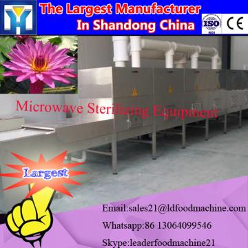 microwave drying and sterilization dryer for nuts