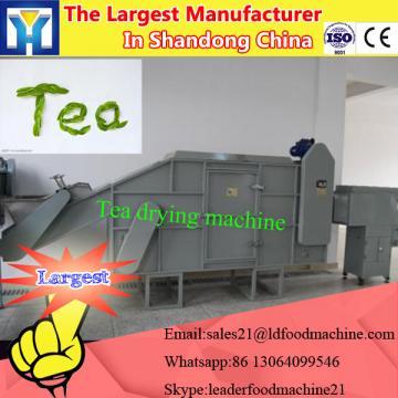 Easy operation chrysanthemum microwave drying equipment