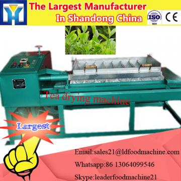 Fruit and vegetable dryer microwave sterilization equipment