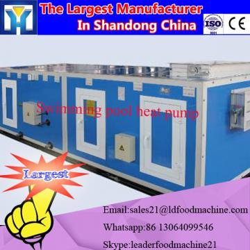 Strawberry pulp processing machine