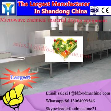 Microwave drying and curing dryer for tenebrio