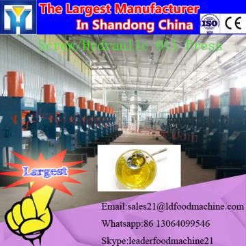 CE hot selling mini vegetable oil refinery