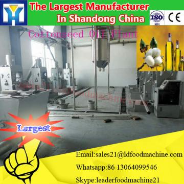 Easy operation mustard oil refining machine